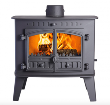 Hunter Stoves Inglenook Wetback