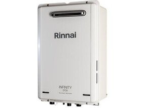Rinnai INFINITY EF26 external gas continuous flow water heater