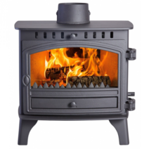 Hunter Stoves Herald 8 Wrap Around Boiler