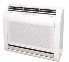 Fujitsu AGTV14LAC Floor Console Air Conditioner 4.2kw cooling, 5.2kw heating